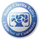 Santa Clarita Valley Chamber of Commerce logo